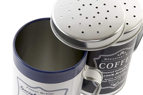 Posipač coffee 8,5x6,5x10 2 modela
