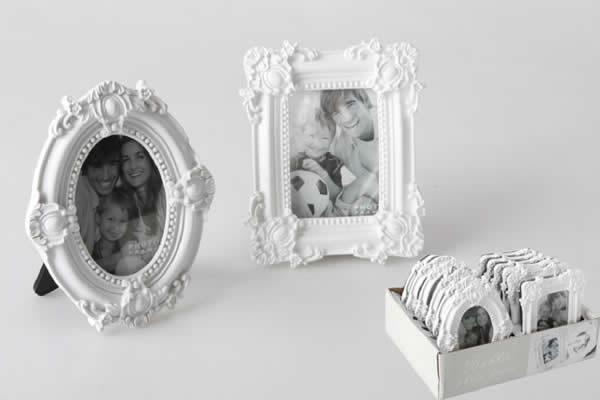 Ram za slike četvrtasti i elipsa beli antički stil 11x14cm - Internet prodavn...