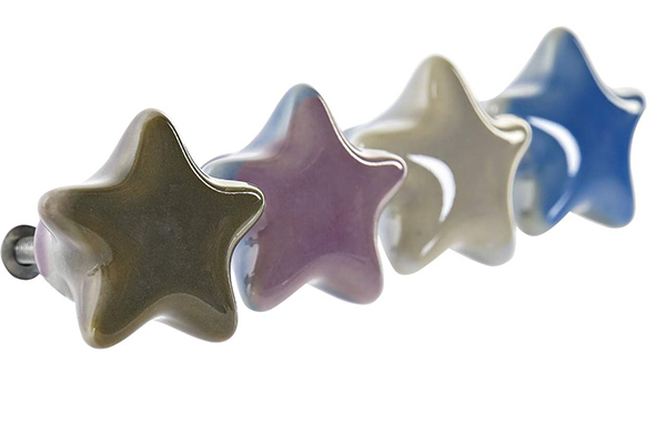 Ručkica zvezda 4x6x4  4 modela