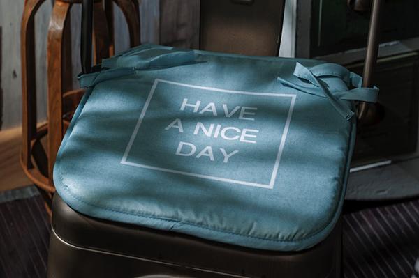 Set jastuka za stolicu happy 40x41