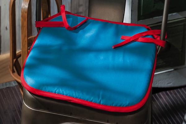 Set jastuka za stolicu u boji 40x40