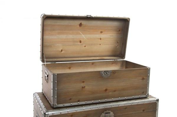 Set kovčega / 2 80x40x35