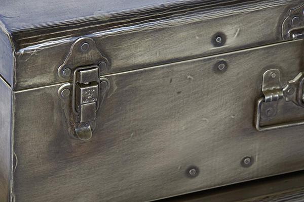 Set kovčega golden / 2 67X41X26