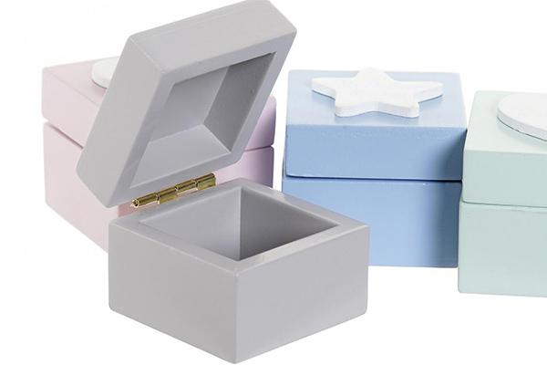 Set kutija birth white 12x12x7