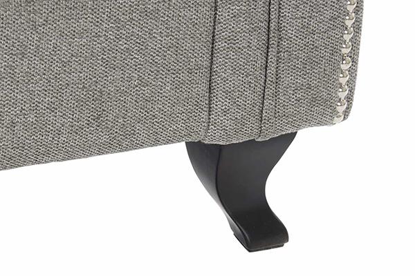 Siva sofa 165,5x69x83