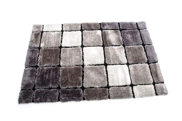 Sivi tepih 120x180