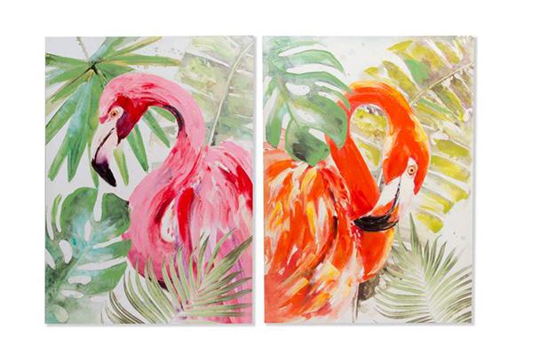 Slika flamingos 70x100x3 2 modela