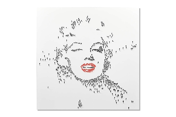 Slika marilyn monroe 100x3.5x100