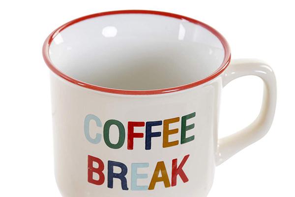 šolja coffee break 11x8,3x7 220 ml 4 modela