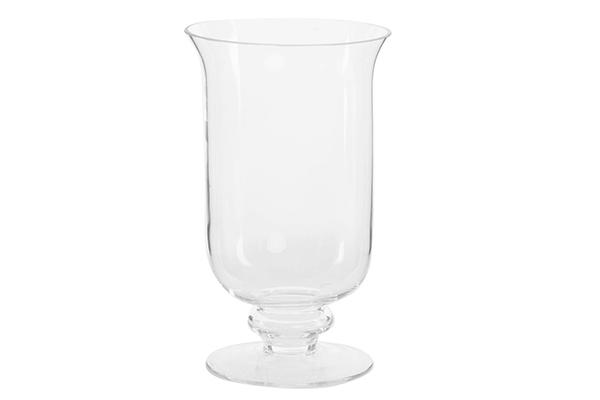 Staklena vaza 15,2x25