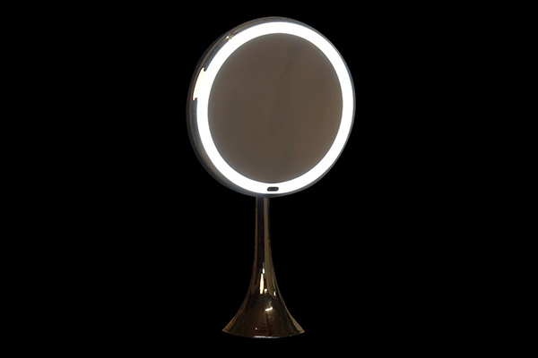 Stono ogledalo sa stopom 20x11x37