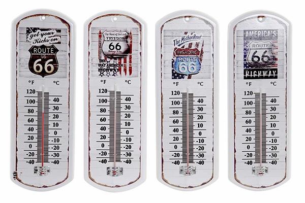 Termometar route 66 11x1x31 4 modela