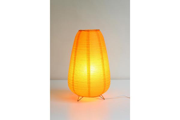 Vate stona lampa oranž, stona lampa