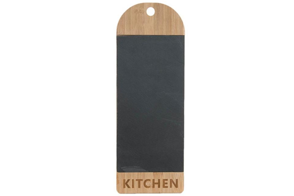 Bambus daska kitchen 45x16x1