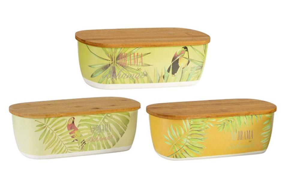 Bambus kutija za hleb bahamas 36x20,5x13