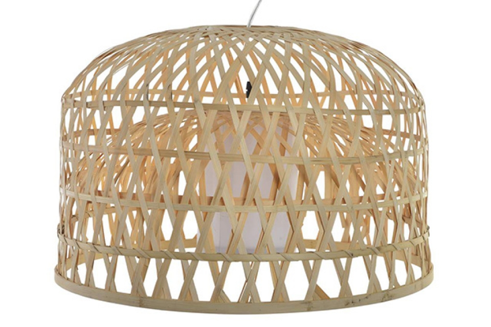 Bambus luster 52x52x35