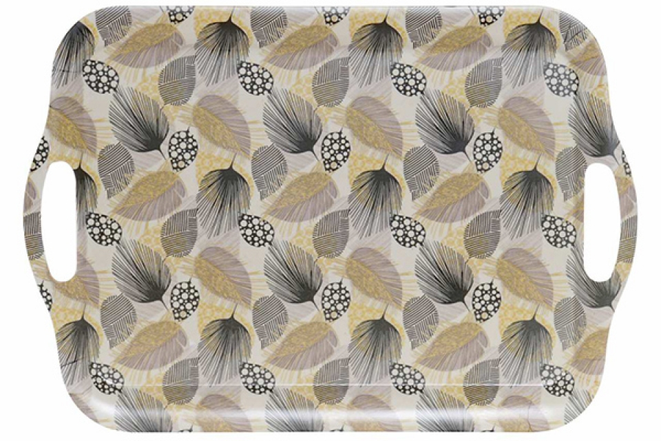 Bambus poslu?avnk leaves 42x29,5x2