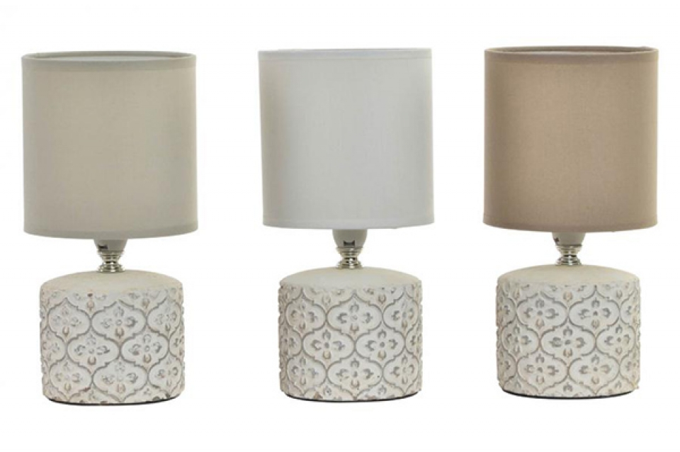 Bela lampa ornamenti 12x35 3 modela