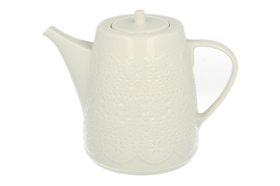 Bela posuda za mleko 800 ml
