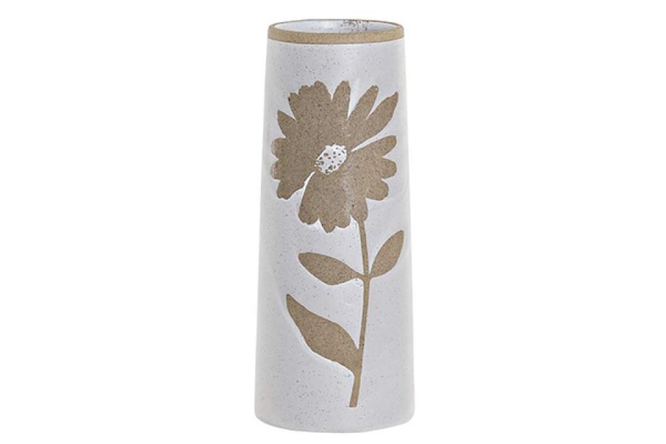 Bela vaza cvet 10x10x25