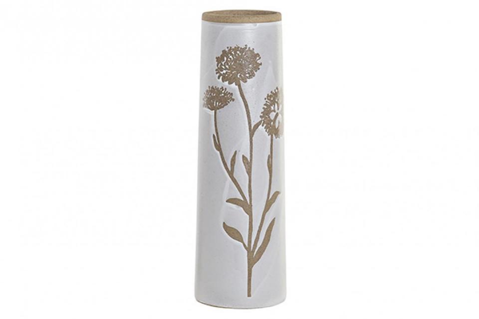 Bela vaza cvet 10x10x31