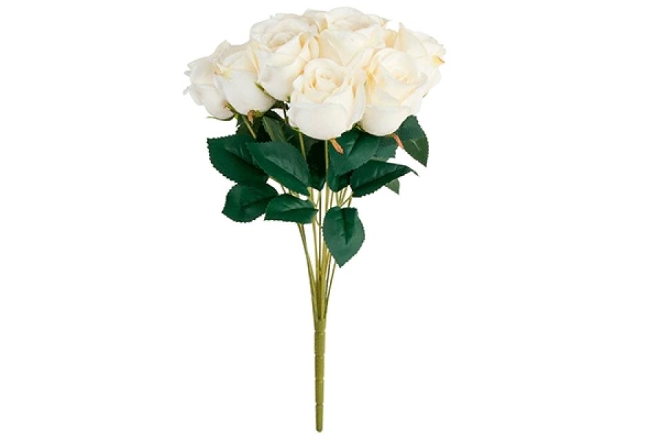 Bele ruže 40cm