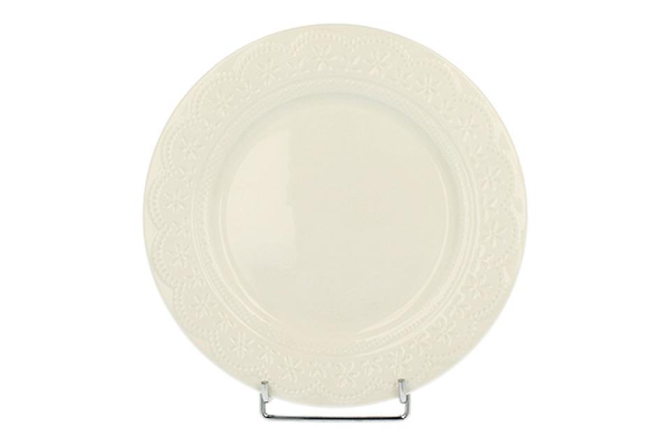 Beli desertni tanjir 21,5 cm