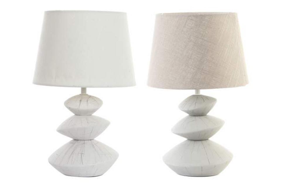 Bež bela lampa  23x36 e27 2 modela