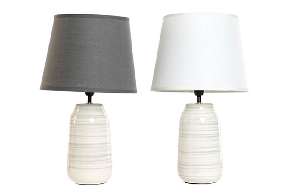 Bež keramička lampa  25x41,5 2 modela