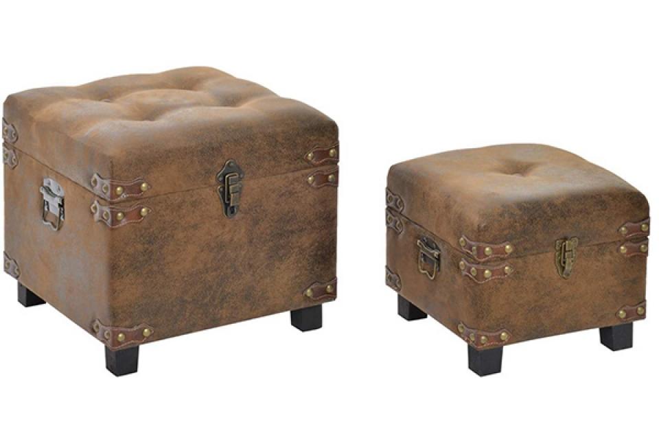Braon kovčeg kanabe / 2  40x40x38