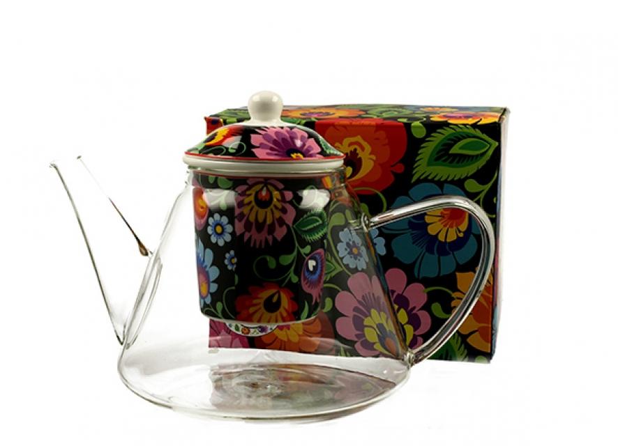 čajnik flowers 1200 ml