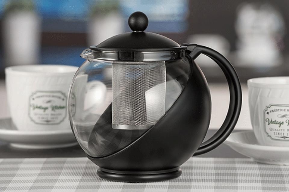 čajnik italija 18,5x15x18 1250 ml