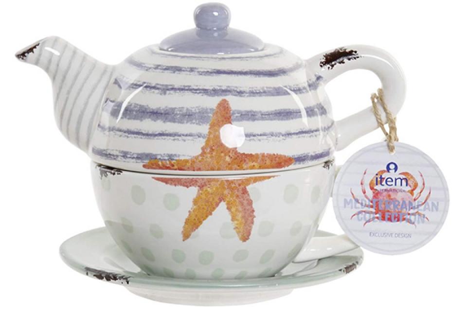 čajnik mediteran 750 ml