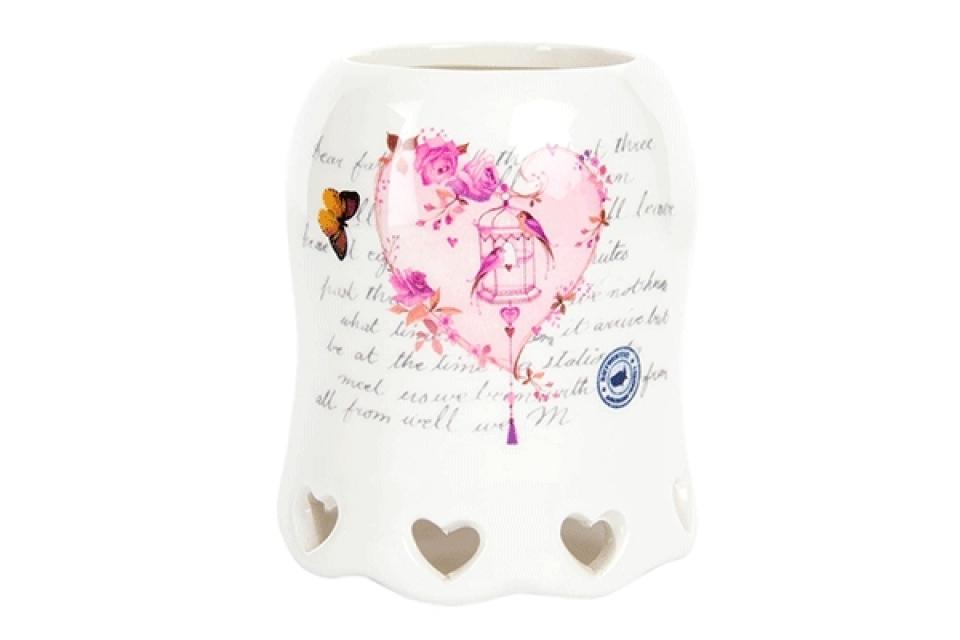 čaša za četkice srce 8x10