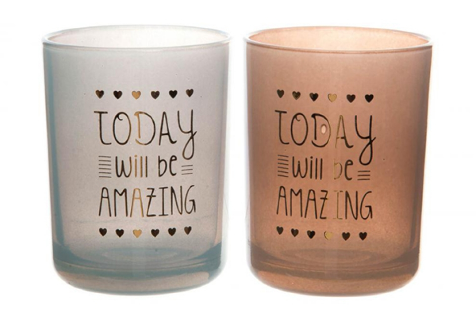 čaša za četkice today 8x10,5 2 boje