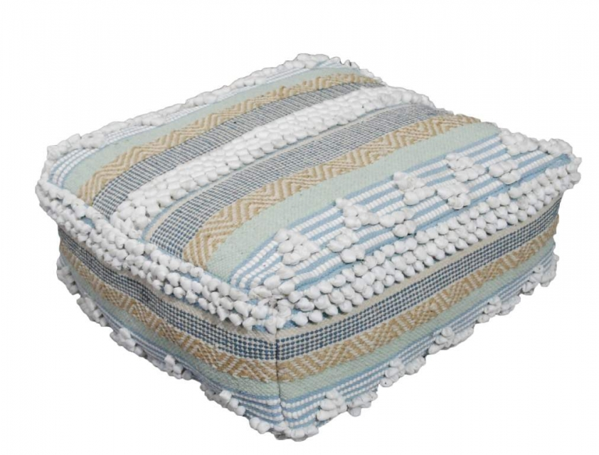 četvrtasti podni jastuk 60x60x25