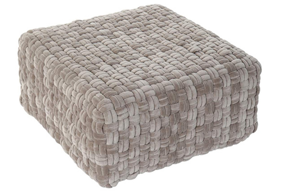 četvrtasti podni jastuk 60x60x32,5
