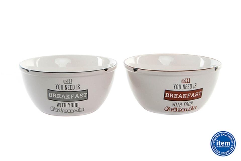 činija breakfast 14x7 2 modela