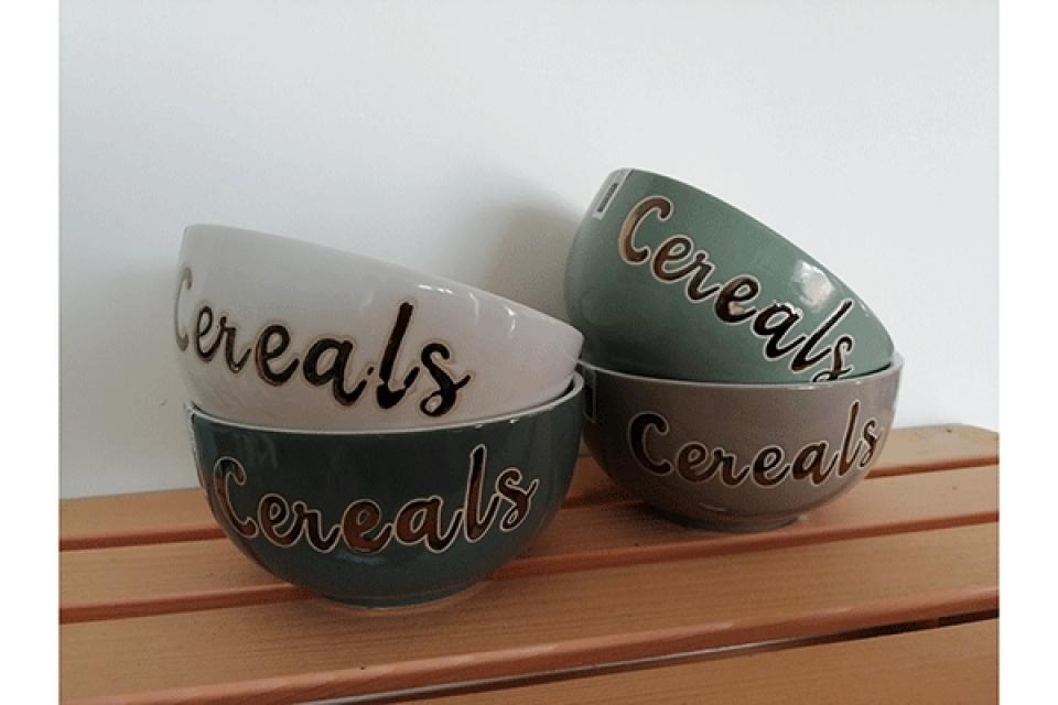 činija cereals 13x7 4 boje