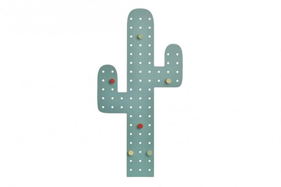 čiviluk green cactus 24x1x48