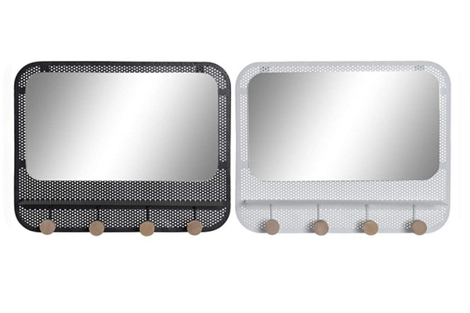 čiviluk sa ogledalom 45x9x36 2 modela