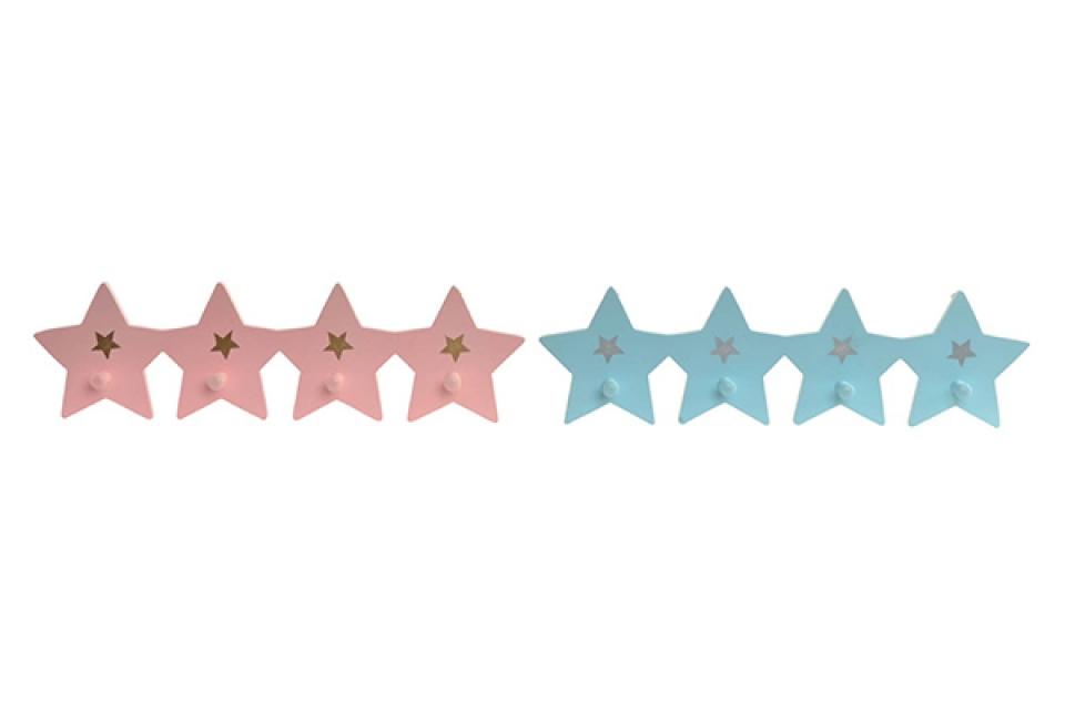 čiviluk zvezde 48x14x4,5 2 modela