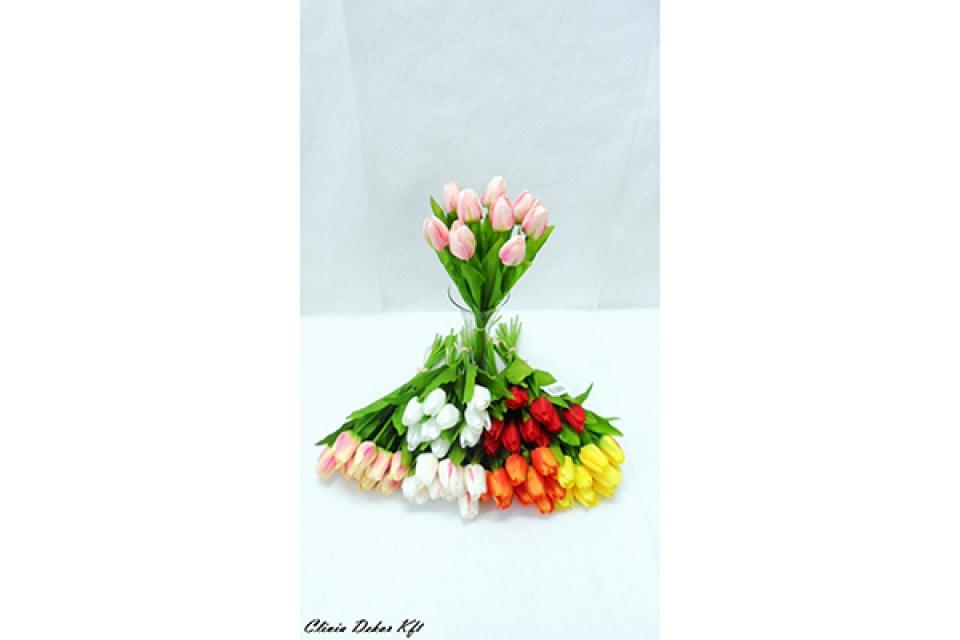 Cvet lale buket 40 cm 4 boje