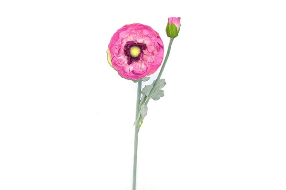 Cvet peonija 50 cm 6 boja
