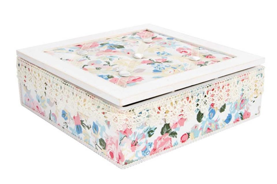Cvetna kutija za nakit 24x24x8,5