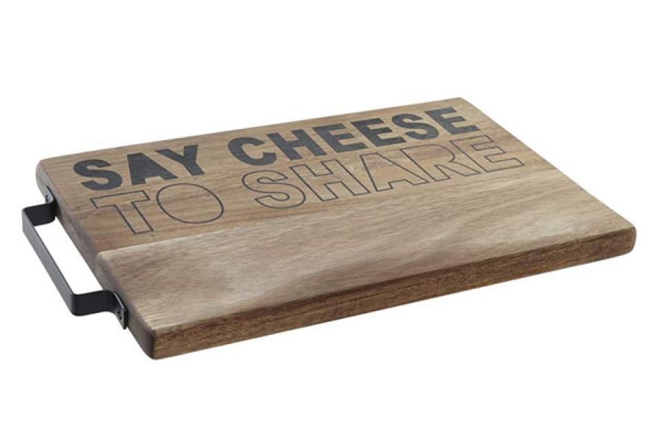 Daska za seckanje cheese 35,5x21x2
