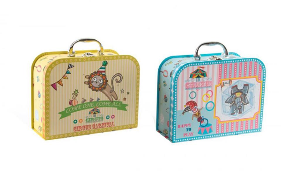 Dečiji koferčić 25x20x10 2 modela