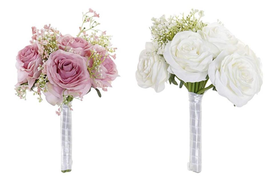 Dekoracija buket ruža 20x20x28 2 modela