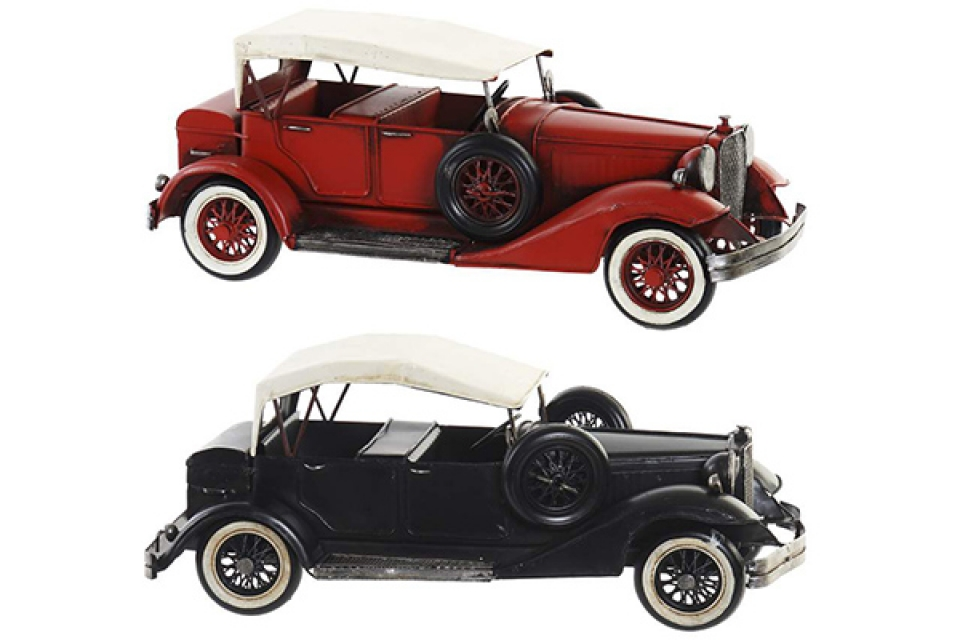 Dekoracija car vintage iii 29,5x13,5x12 2 modela