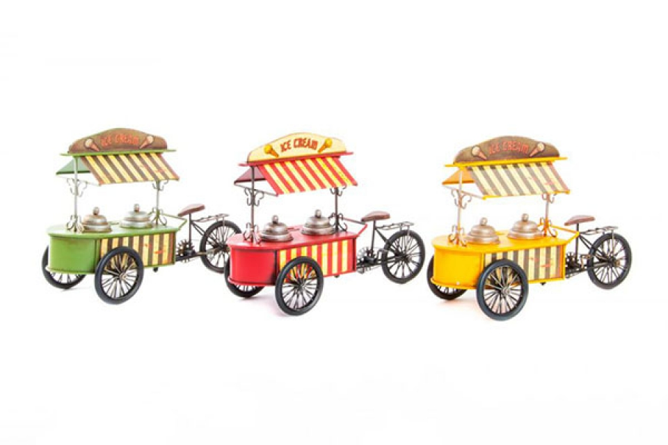 Dekoracija ice cream car 30x13,5x21
